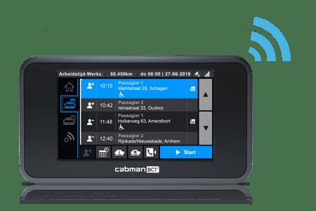 BCT software en service